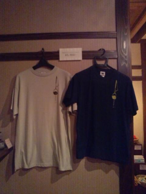 オリジナルT<br />  シャツ