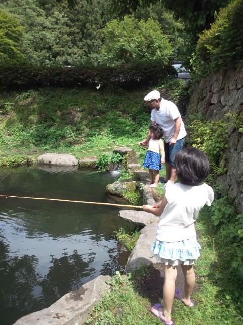 あづま養魚場